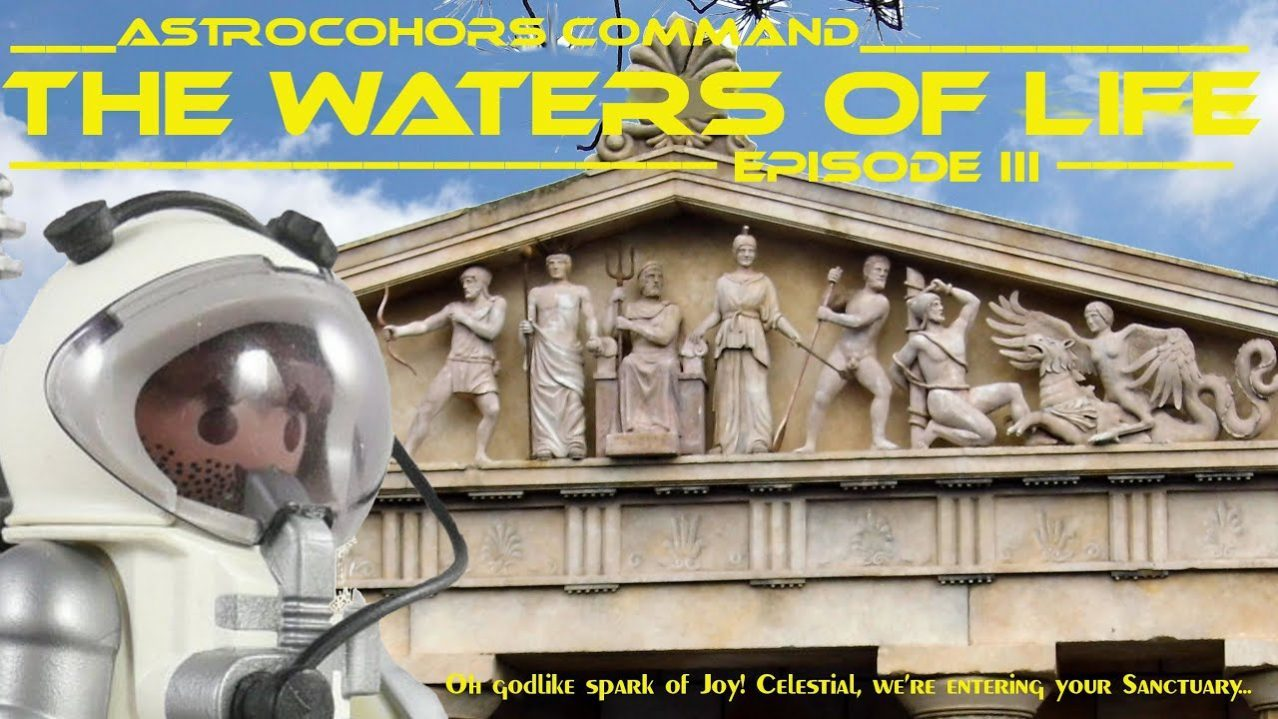 ASTROCOHORS Command 03: The Waters of Life