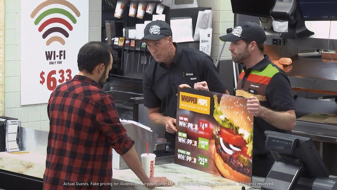 Burger King | Whopper Neutrality