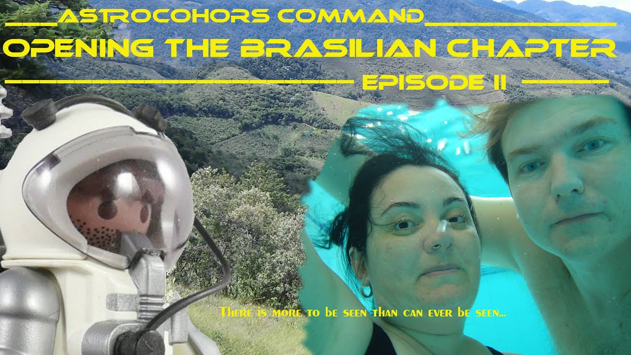 ASTROCOHORS Command 02: Opening the Brasilian Chapter
