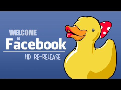 Welcome to Facebook!