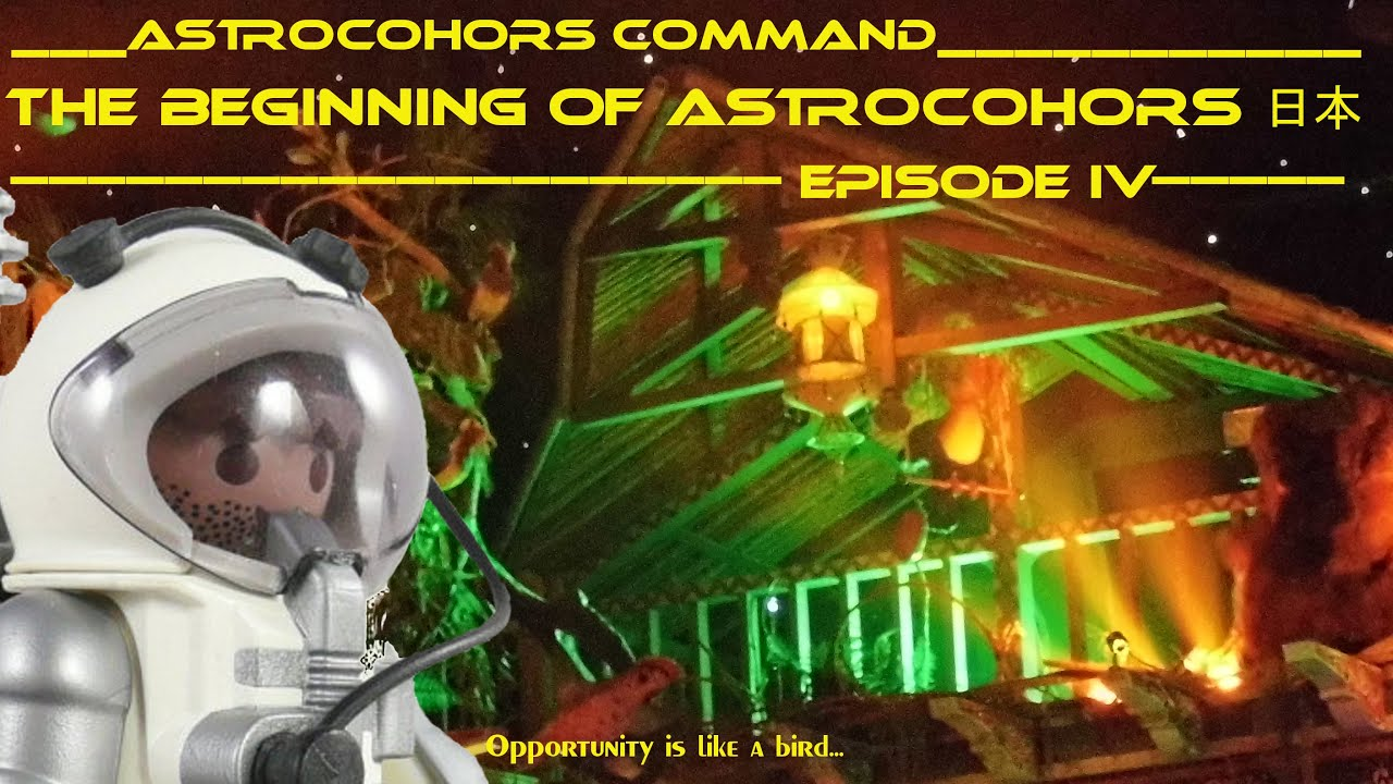 ASTROCOHORS Command 04: The Beginning of ASTROCOHORS 日本